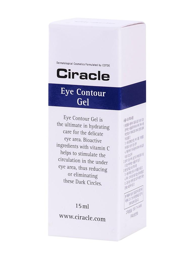 Ciracle Anti-aging Eye Contour Gel 15 Ml