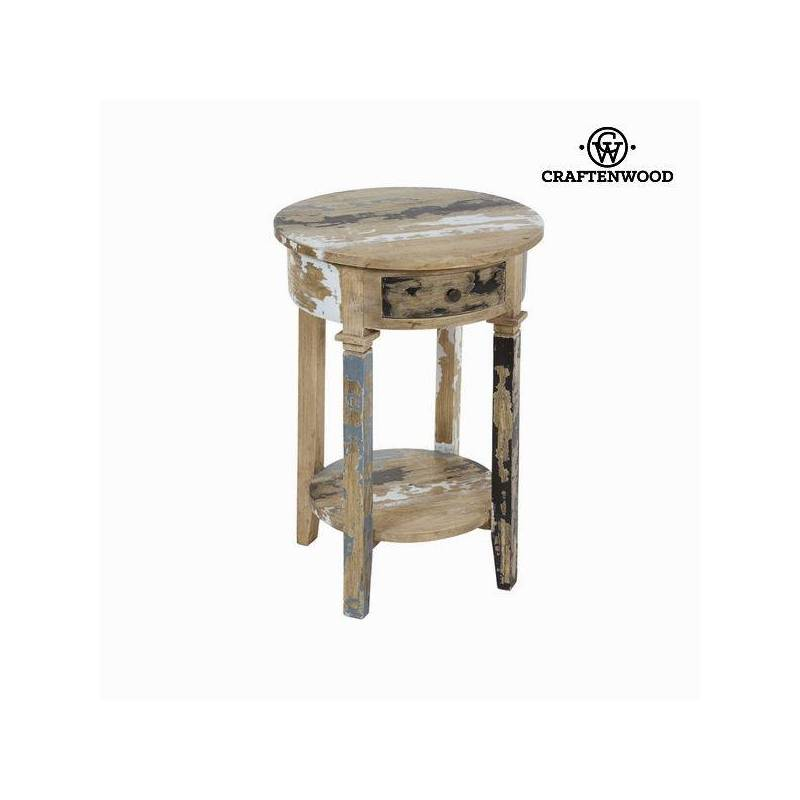Pedestal Round Pickling-Collection Poetic By Craftenwood