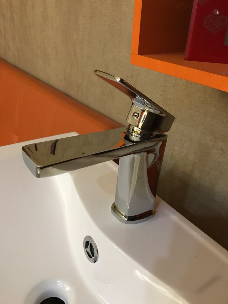 Frap New Bath Basin Faucet Brass Chrome Faucet Sink Mixer Tap Vanity Hot Cold and Water mixer tap Bathroom Faucets F1046|Basin Faucets| |  - AliExpress