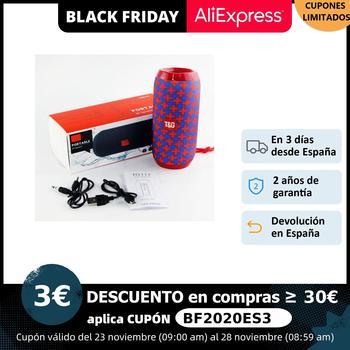 Altavoz inalámbrico TG106, Bluetooth, Impermeable Tarjeta micro SD Manos libre. Altavoz 10...
