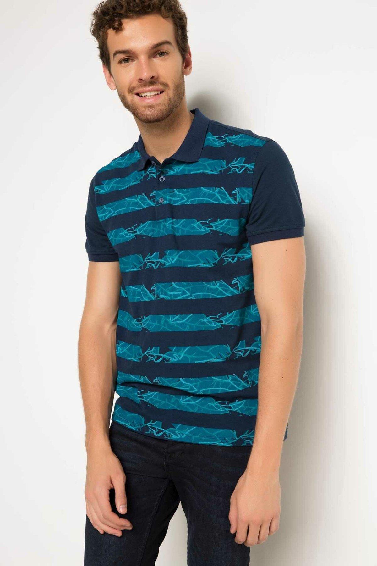 DeFacto Man   Polo   Shirt-H0798AZ17HS
