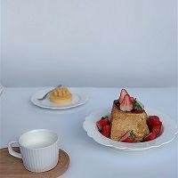 草莓法式吐司的做法图解7