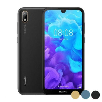 Перейти на Алиэкспресс и купить Смартфон Huawei Y5 2019 5,7 дюймчетырехъядерный 2 Гб RAM 16 Гб