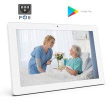 10.1 Inch IPS Bán Lẻ Máy Tính Bảng Với PoE (Android6.0, Play Store, Octa Core Rockchip3368, 1GB + 8 GB, Bluetooth Camera, Mic)