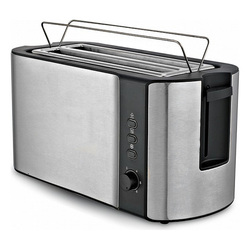 Toaster COMELEC TP1727 1400W Silver