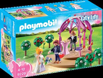 PLAYMOBIL ® 9229 PABELLÓN DE BODA CON NOVIOS