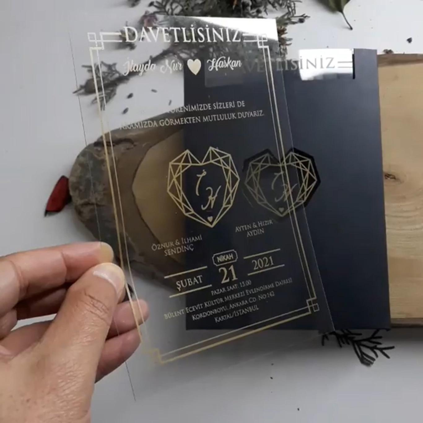 Пригласительная открытка на свадьбу, вечеринку, Рождество, событие, день рождения, пригласительная открытка ручной работы, 100 шт.