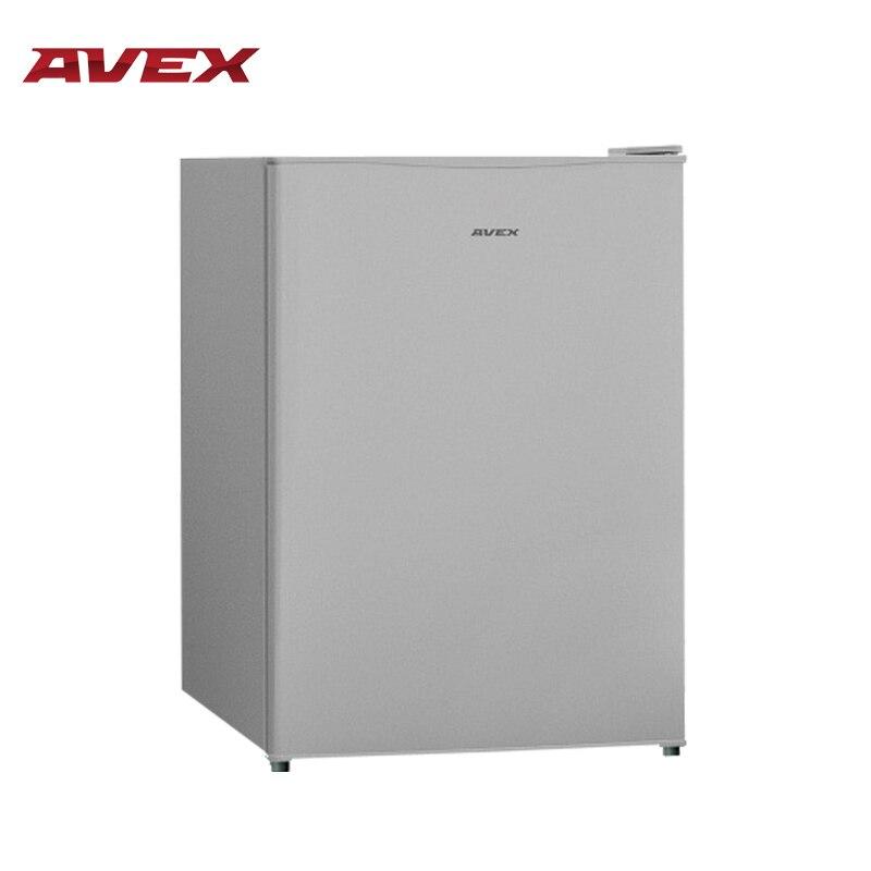 Refrigerator AVEX RF-70S  Electric Refrigerator Power-saving Fridge For Home Major Home Kitchen Appliances