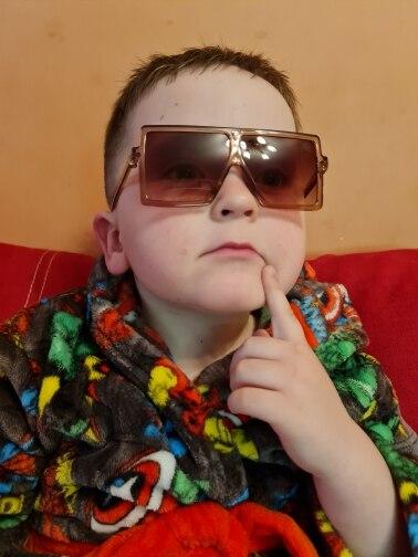 משקפי שמש לילדים דגם 900 photo review