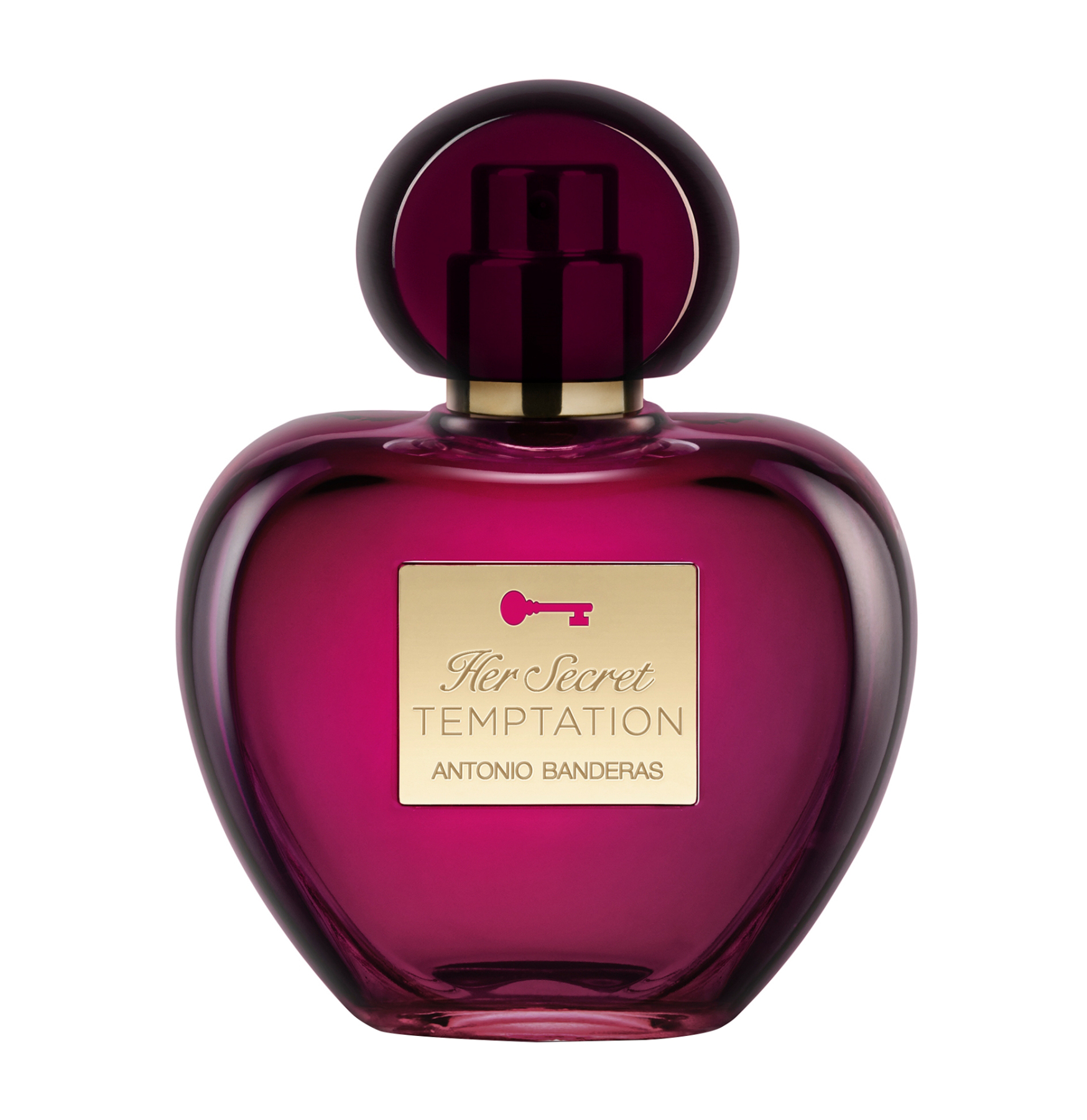 Perfume Antonio Banderas Her Secret Temptation Eau De Toilette Perfume 50 Ml