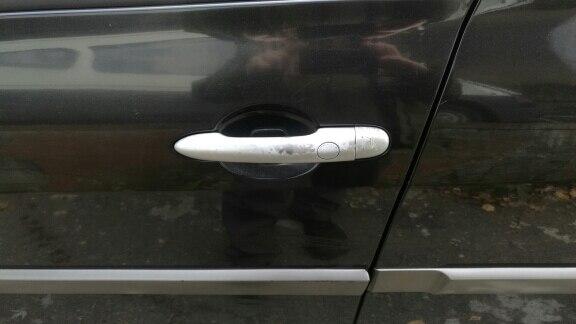 Maçanetas externas Guarnição Guarnição Renault