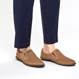 FLO 91.100538NM Mink Men 'S Classic Shoes Polaris 5 Point