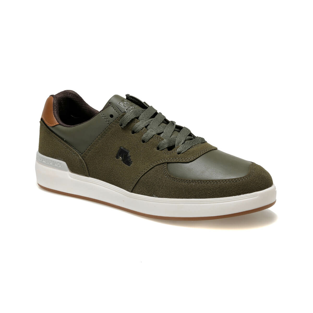 FLO ULTRON 9PR Khaki Men 'S Sneaker Shoes LUMBERJACK