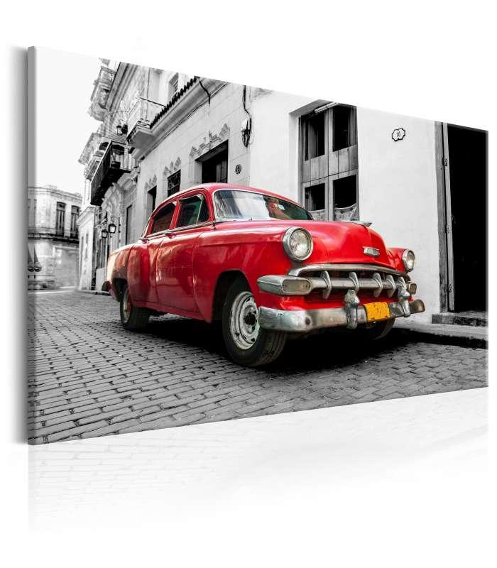 Table-Cuban Classic Car ...