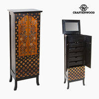 Jewellery Stand Batik Paradise Collection by Craftenwood