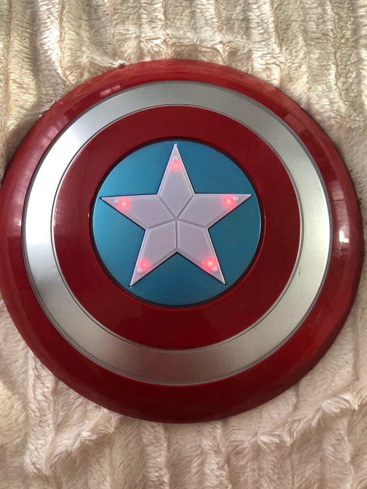 Disney Marvel 30 CM The Avengers 4 Captain America Shield Kids Cosplay Toys
