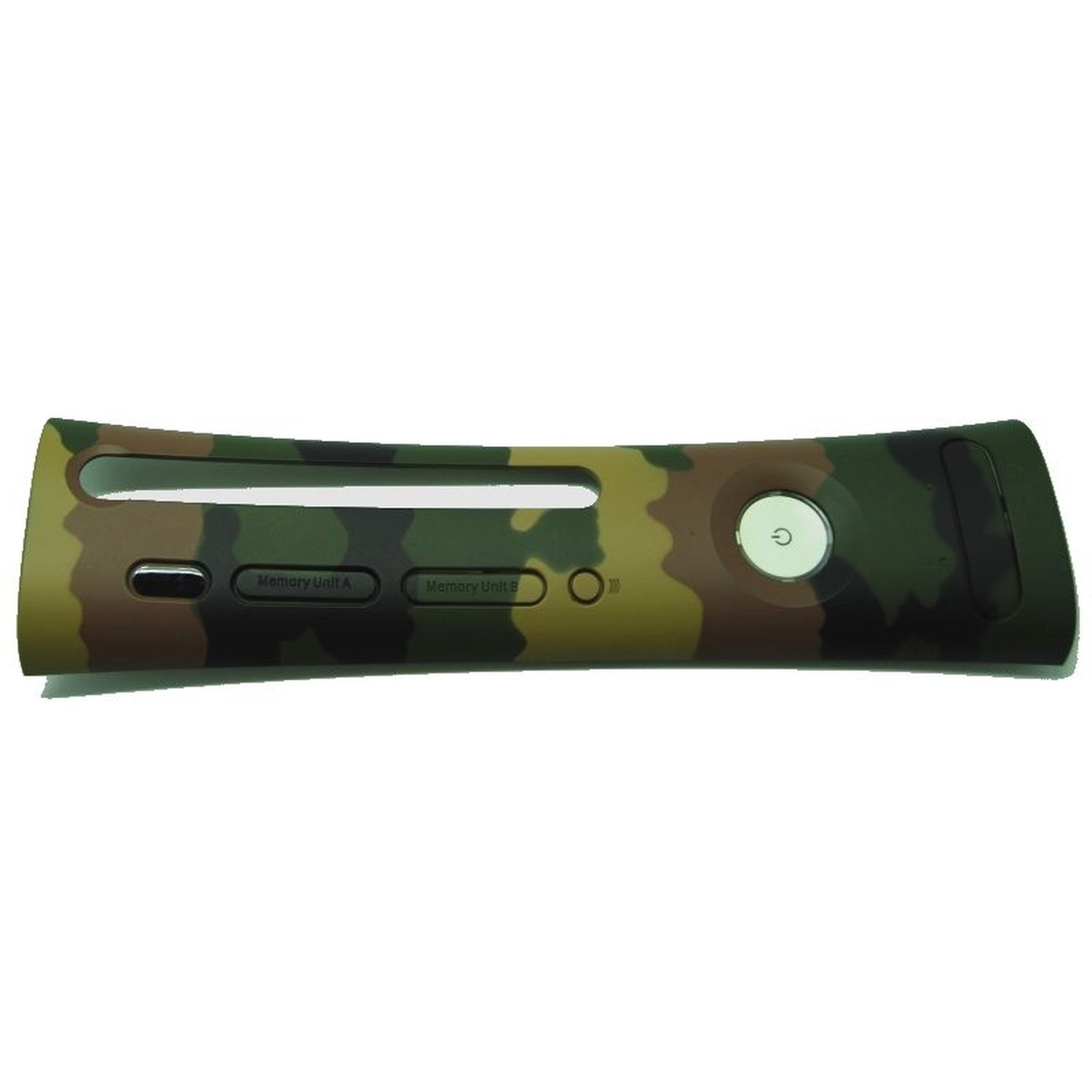 XBOX 360 Faceplate Camouflage Green-Black-Brown fashion thicken wool camouflage sweater for women army green