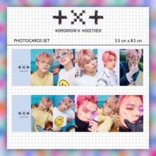 10 шт/комплект Карты Tomorrow x Together TXT двусторонние для коллекции