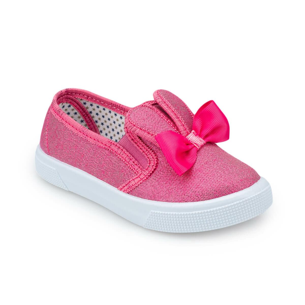 FLO 91.511436.P Pink Female Child Slip On Shoes Polaris
