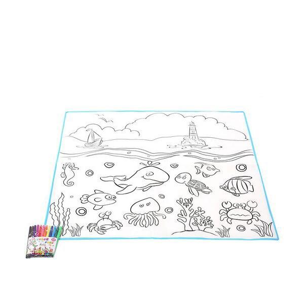 Carpet Diy Fantastic Color Ocean 111347