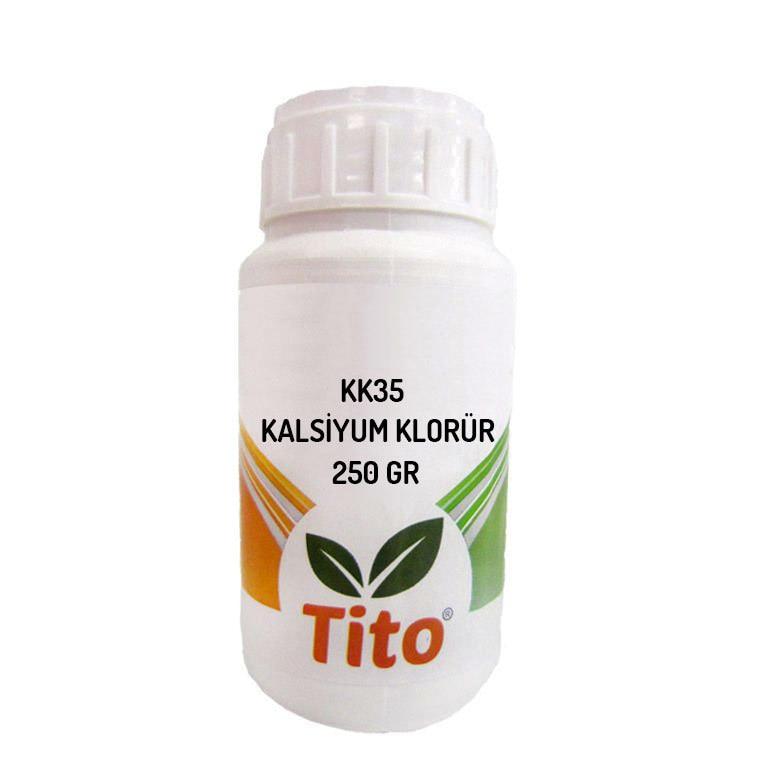 Tito KK35 Liquid Calcium Chloride E509 250 G