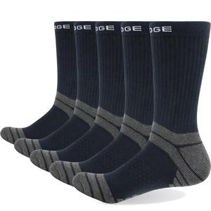 Image 2 - YUEDGE Brand 5 Pairs Mens Cotton Business Casual Breathable Warm Winter Crew Dress Socks meias US Size (6.5 12.5)