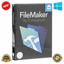 Filmaker Pro 12 Advanced Database, Windows