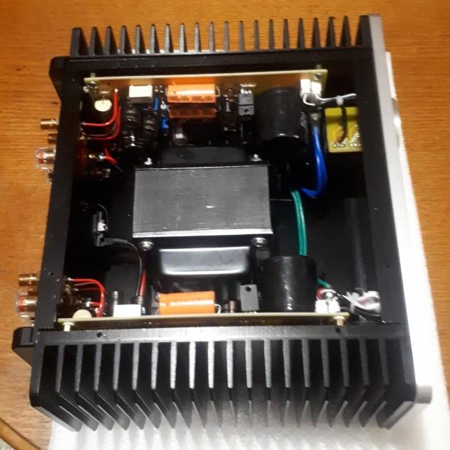 -- amplificador edição selado