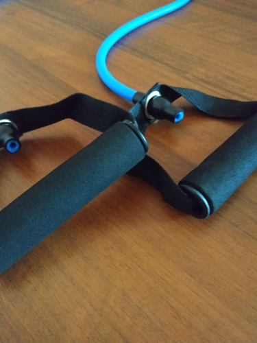 Elastic 5 Levels Resistance Pull Rope photo review