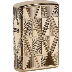 Zippo oryginalna amerykańska zapalniczka do papierosów luksusowa zapalniczka w kształcie diamentu specjalna seria specjalna