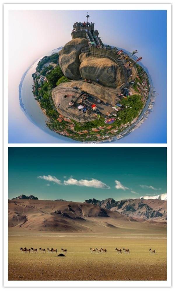 《鼓浪屿和可可西里双双申遗成功》封面图片