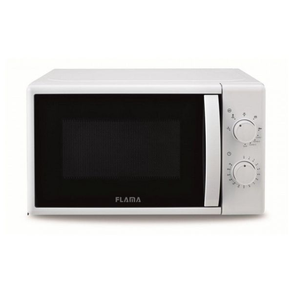 Microwave with Grill Flama 1884FL 20 L 700W White|Microwave Ovens|   - title=