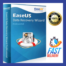 EaseUS Data Recovery Wizard Professional For Win   Lifetime