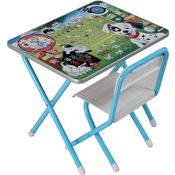 Furniture Set Дэми 101 Dalmatians (2-5 Years Old), Blue MTpromo