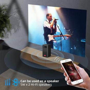 Портативный мини-проектор BYINTEK P20 Pico Smart 6