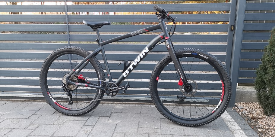 -- Racework Bicicleta Alumínio