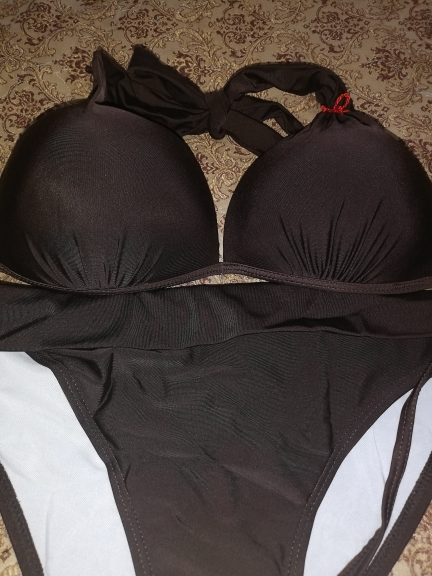 Push Up Bikini 2021 New Two Piece Swimsuit Women High Waist Black Pink Bikinis Set Swimwear Brazilian Beachwear Bathing Suit 2XL|Bikini Set|   - AliExpress