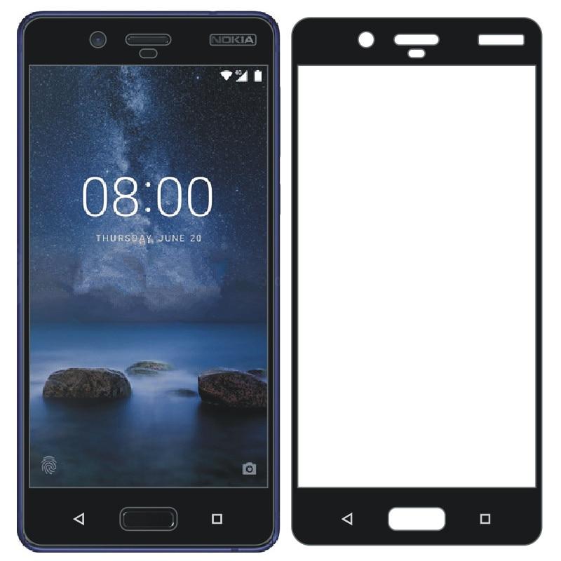 Полноэкранное Защитное стекло Nokia Нокиа 3/3.1 2018/3.1 Plus/3.2/4.2/ 5/ 5.1Plus/5.1 2018/6/6.1 2018/6.1Plus|Защитные стёкла и плёнки|   | АлиЭкспресс