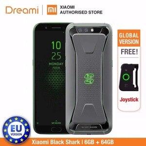 Image 2 - Global Versie Xiaomi Black Shark 64 Gb Rom 6 Gb Ram Gamingphone (Officiële Rom) Blackshark,Snapdragon845, adreno630 Telefono Mobiele