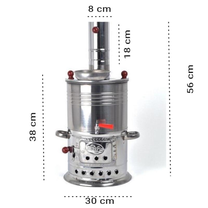 fabricante de aço-3.5 lt 5 lt capacidade