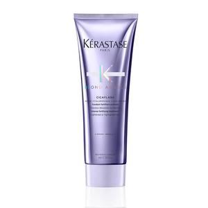 Querastasa Rubio solcicaflash acondicionador de cabello rubio de 250 ml con ácido hialurónico para todos los tipos de cabello rubio.