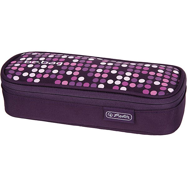 Pencil Case-cosmetic bag Herlitz Cube Spotlights MTpromo