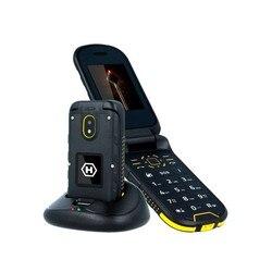Myphone młotek łuk + czarny żółty wytrzymały mobilny ip68 3g dual sim 2.4''