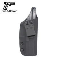 Gunflower Inside the Waistband Gun Pouch IWB KYDEX Holster with Clip fits Glock 17/22/31 Adjustable Cant/Retention