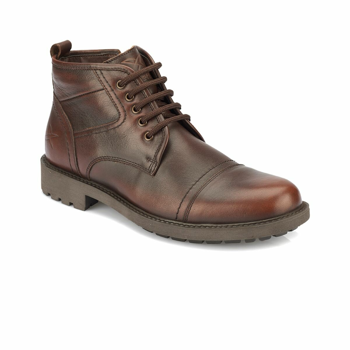 FLO ARALT Brown Men Boots KINETIX