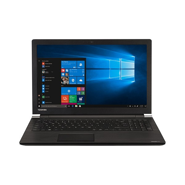 "Notebook Toshiba A50-E-1CH 15,6"" I7-8550U 16 GB RAM 256 GB SSD Black"