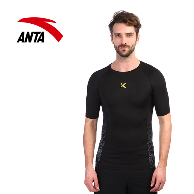 ANTA Мужская футболка Basketball KT A-COOL / A-TIGHT