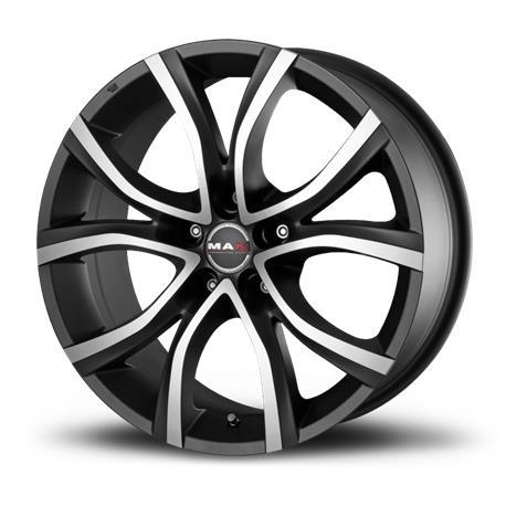 RIMS Nitro 5 Ice MAK 7.00x16 5X100 ET35 bushing 72.0|Tire Accessories| |  - title=