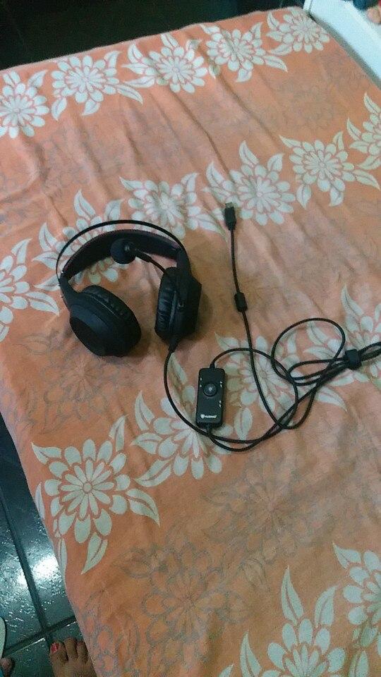 -- Estéreo Microfone Gaming