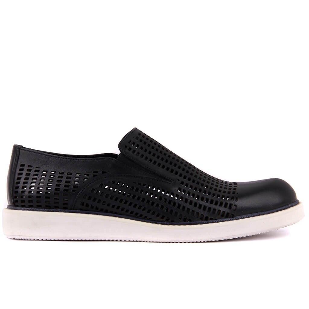 Sail-Lakers Black Men Casual Shoes